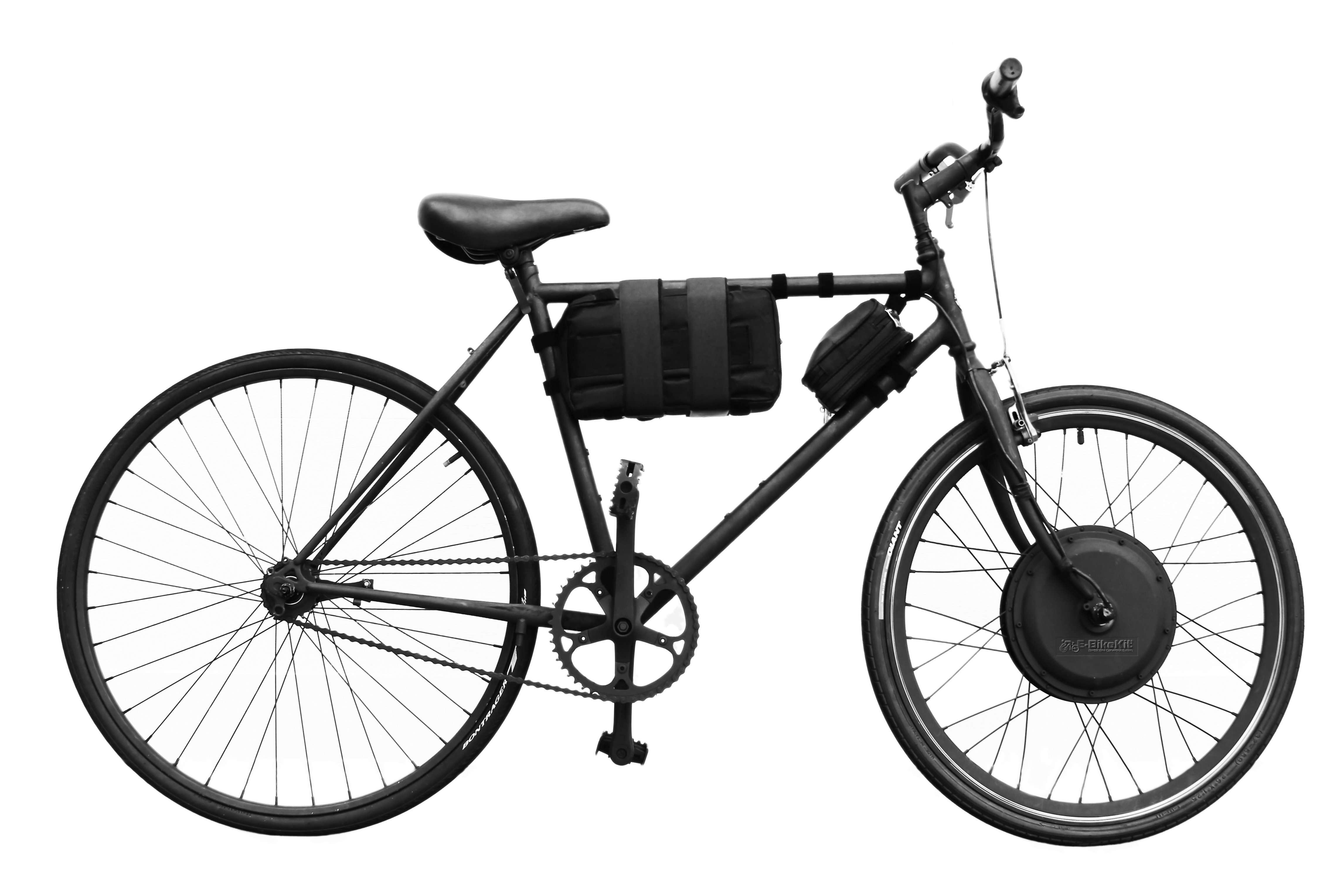 E bike How To Conversion