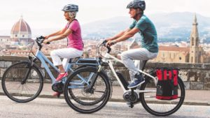 Do e bikes help the elderly?