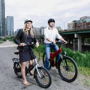 ebikes are as fast as cars