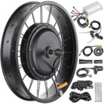 """AW 16.5"""" Electric Bicycle Front Wheel Frame Kit for 20"""" 48V 1000W 470RPM E-Bike"""