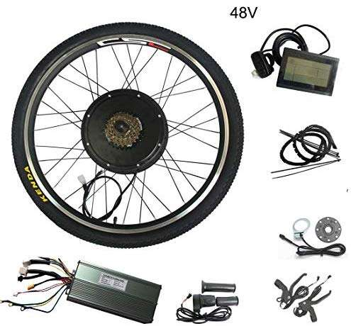 20 Inch 36V 250W-Electric Bicycle Battery Electric Bicycle Conversion Kit Motor Wheel Ebike E Bicycle