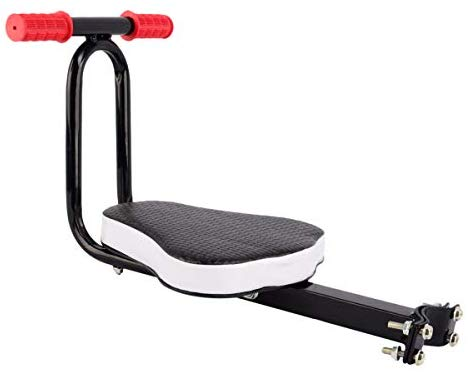 2TRIDENTS Child Bike Front Seat - Ensure A Comfortable Riding Position - Safe for You and Children Going Out by Bike