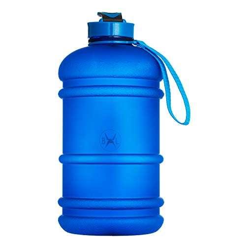 SKS-Germany Water Bottle .5 Litre Logo Graphic