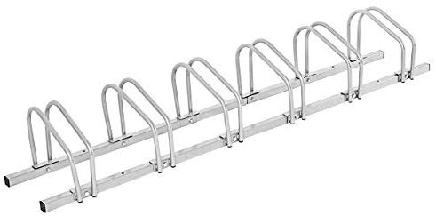 6 Bike Rack Bicycle Stand Garage Parking Storage Organizer Cycling Rack