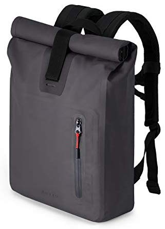 "A-LAB | Model A | Waterproof Bicycle & Messenger Backpack with 15"" Laptop Sleeve"