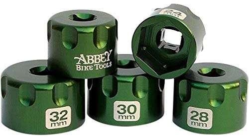 Abbey Bike Tools Suspension Top Cap Sockets