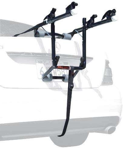 Allen Sports Deluxe 2-Bike Trunk Mount Rack, Model 102DB