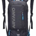 Arvano Mountain Bike Backpack Cycling Backpack - 6L Breathable Hydration Pack Biking Backpack Lightweight Ski Rucksack,Small Bicycle Backpack for Running Riding Skiing Fits Men Women(NO Water Bladder)