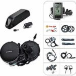 BAFANG BBS02B 48V 750W Motor Mid Drive Electric Bike/Bicycle Conversion Kit with Battery
