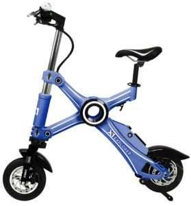 X 1 Explorer E Bike