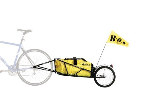 BOB Yak Plus Bike Trailer with Dry Sak