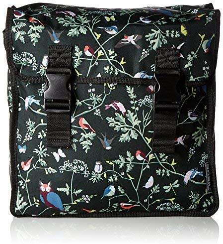 Basil Wanderlust Double Bicycle Pannier Bag - 35 Liters