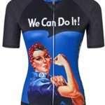 Bike Jersey for Women Cycling Shirt Short Sleeve Tops