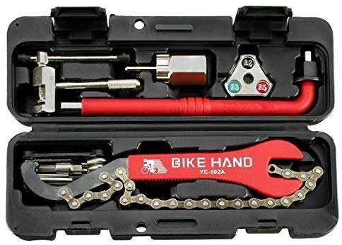 Bikehand Bicycle Bike Repair Tools Tool Kit Set