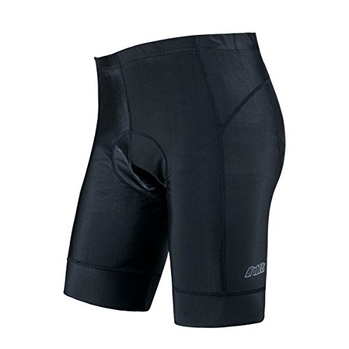 Bpbtti Mens Gel Padded Bike Shorts