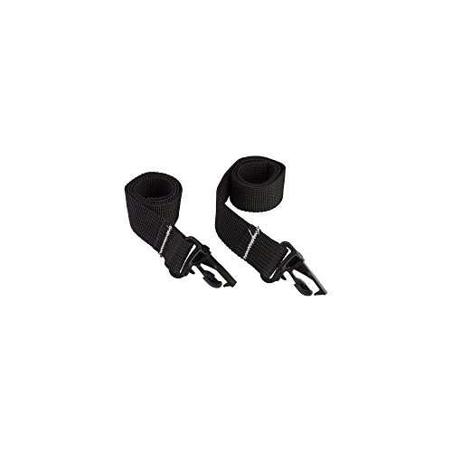 Burley Trailer Shoulder Strap Kit Black