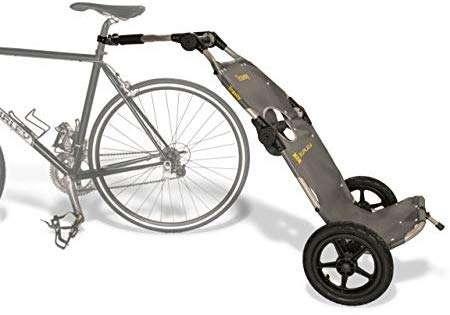 Burley Travoy Bike Trailer (Renewed)