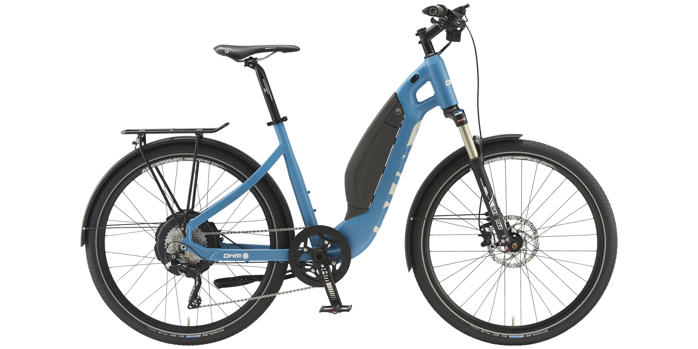 OHM CITY E BIKE REVIEW