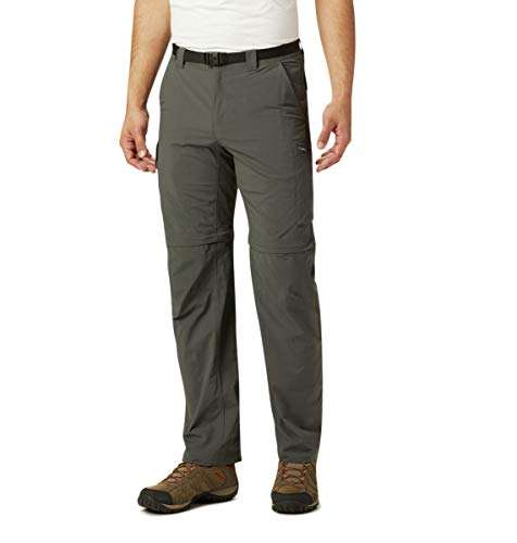 Columbia Men's Silver Ridge Convertible Pant, Breathable, UPF