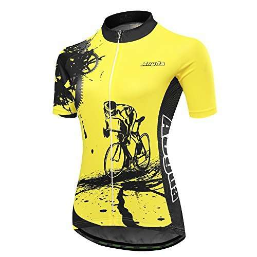 Cycling Jersey Women Aogda Bike Shirts Bicycle Shorts Ladies Biking Tights Clothing
