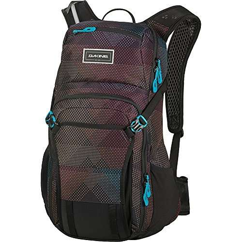Dakine Women's Drafter 14L Bike Hydration Backpack, Stella, OS