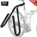 EasyGoProducts EGP-SURF-004-1 EasyGo Surfboard Rack-Surf Holder – Bike Board Carrier-Guaranteed Best Value-Fits 27.2mm and Larger Seat Posts