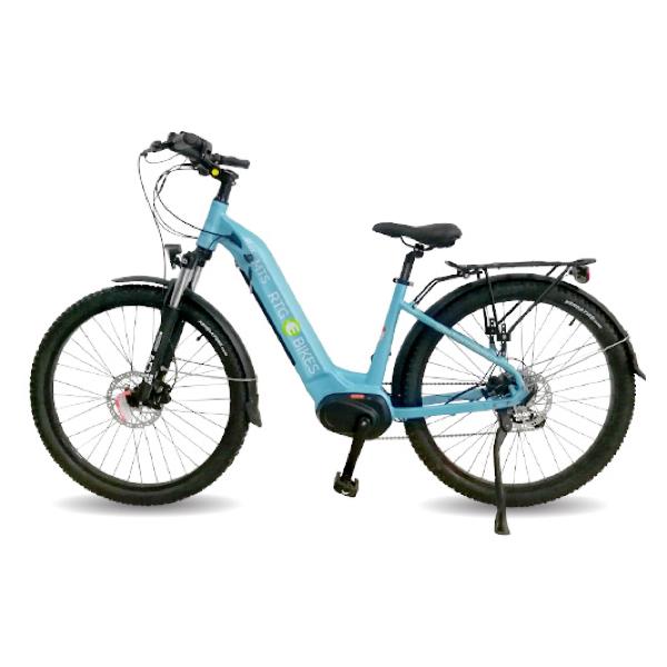 Mid Drive E Bike