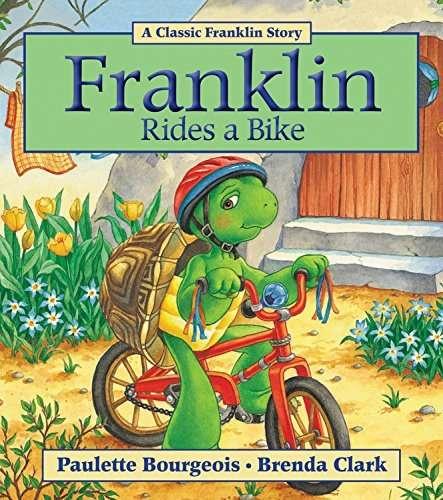 Franklin Rides a Bike