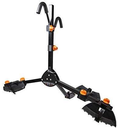 Graber All Star Bike Rack (2 Bike), Black