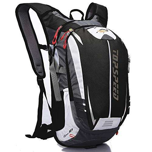 INOXTO Cycling Backpack Lightweight Men Women Outdoor Sports Rucksack for Running, Hiking, Cycling, Camping,Riding
