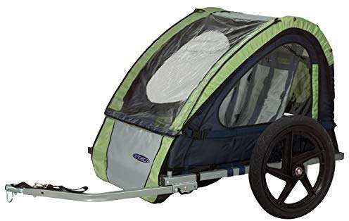 Instep Take 2 Double Child Carrier Bicycle Trailer, 2-Passenger (Certified Refurbished)