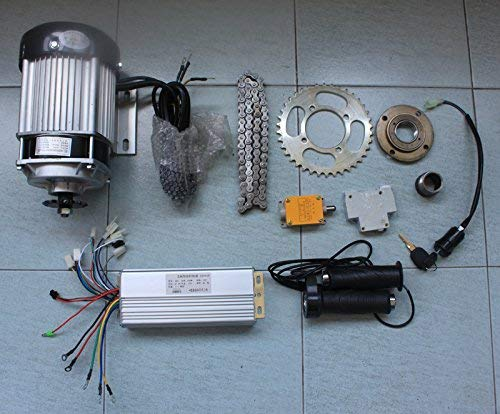 L-faster 48V 750W BRUSHLESS Motor Electric Tricycle Rickshaw Motor KIT Electric 750W BRUSHLESS Motor KIT for Three Wheel Bike
