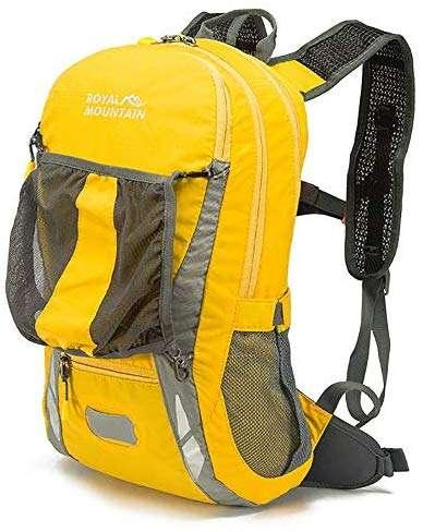 LOCALLION 20L Hiking Daypack Ultralight Bike Rucksack Backpack Outdoor Sports Daypack for Running