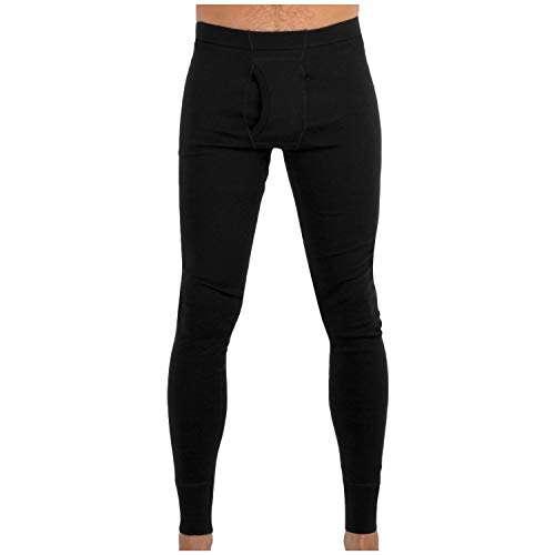 MERIWOOL Mens Base Layer 100% Merino Wool Thermal Pants