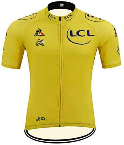 Men's Cycling Jersey Set Bike Jersey Bicycle Shirts Summer Breathability Short Sleeve Clothing C168