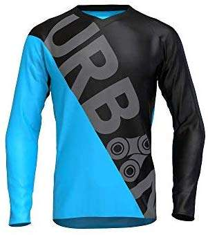 Men's Trailbuster Long Sleeve MTB Mountain Bike Cycling Jersey