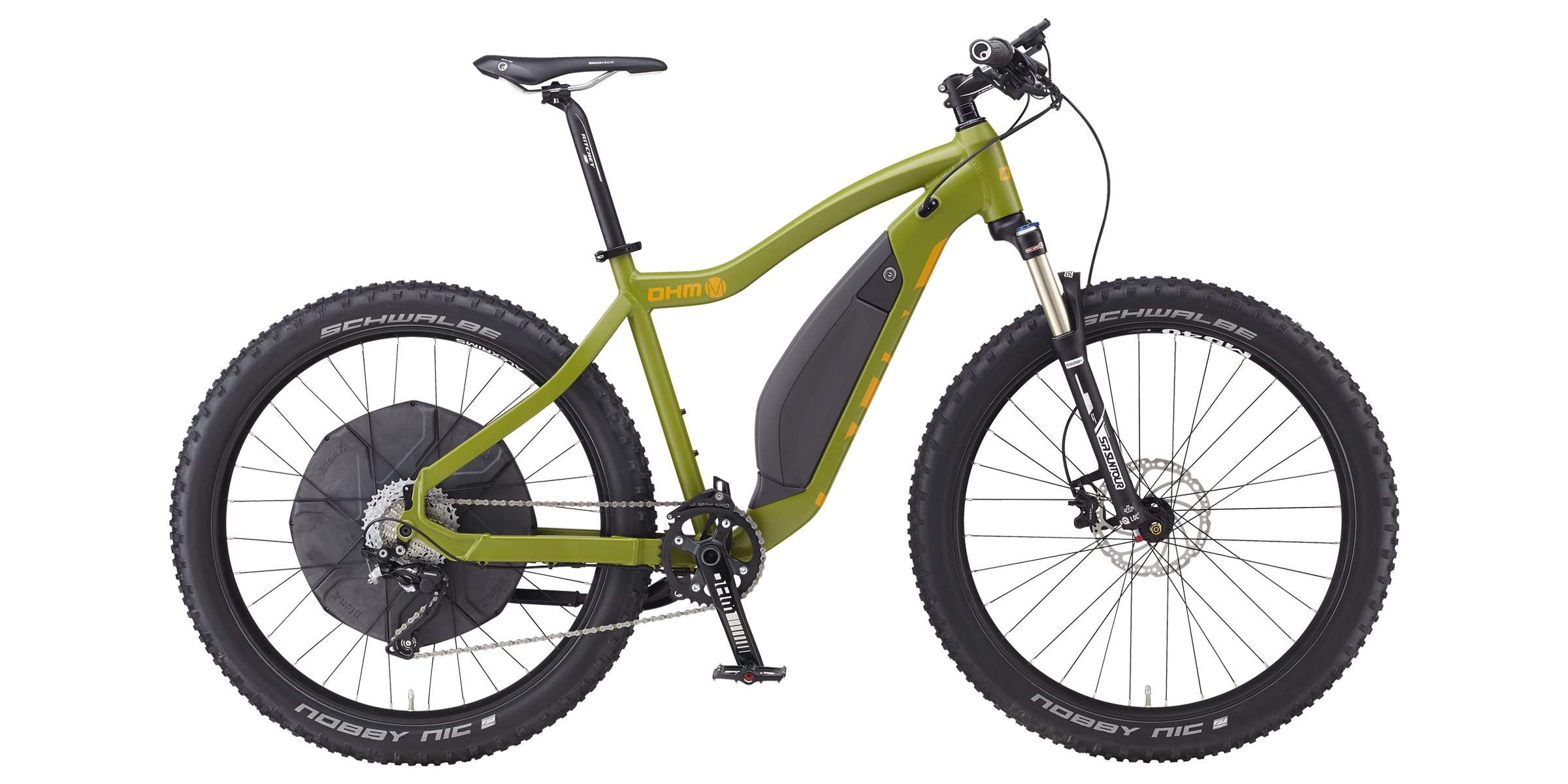 OHM MOUNTAIN E BIKE REVIEW
