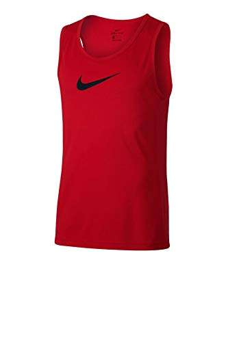 NIKE Dri-FIT Swoosh Logo Basketball Top