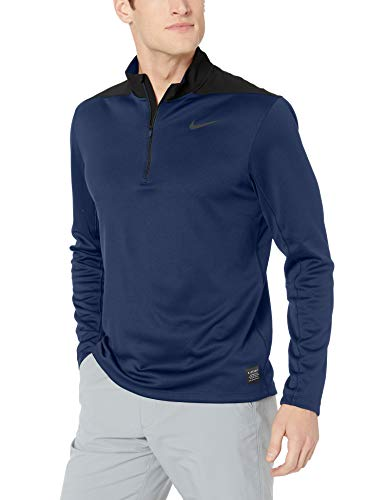 NIKE Golf Men's Dry Top Half Zip Core