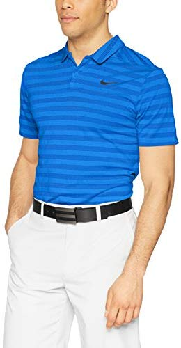 NIKE Men's Dry Stripe Golf Polo