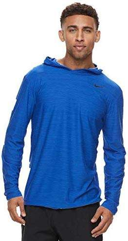 NIKE Mens Lightweight Breathe Hoodie