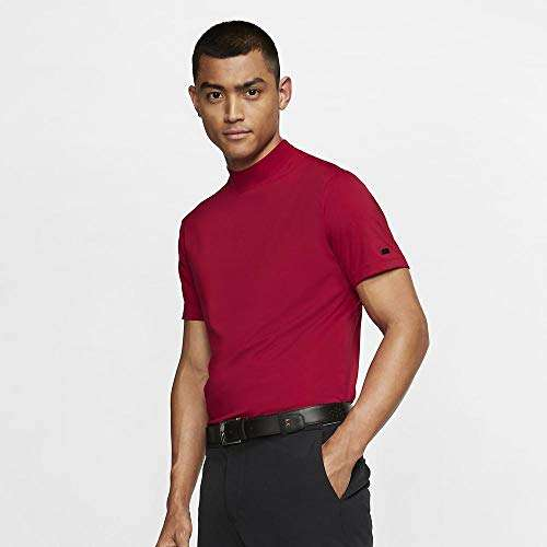 NIKE TW Vapor Dri Fit Mock OLC Golf Polo 2019