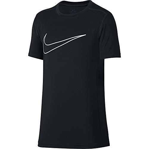 Nike Boys' Short-Sleeve Training Shirt