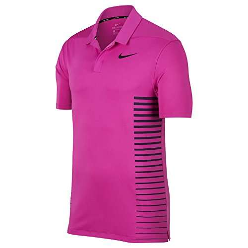 Nike Dri Fit Print Golf Polo 2018