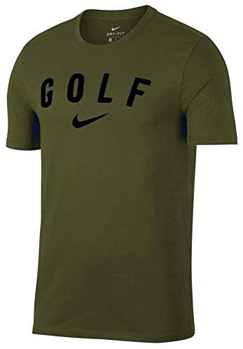 Nike Dry SS Graphics Tee Golf T-Shirt 2018