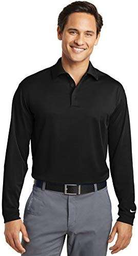 Nike Golf Mens Jersey Golf Polo Shirt
