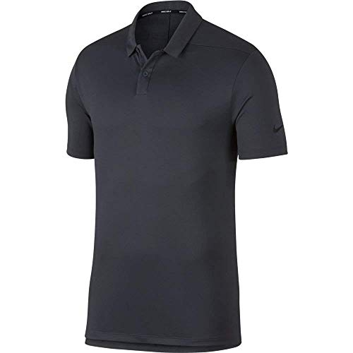 Nike Men's Dri-Fit Breathe Texture Golf Polo Shirt