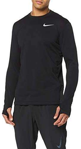 Nike Therma Sphere Men's Long-Sleeve Running Top Black Size Medium 930240-010
