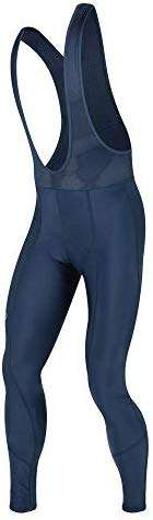 PEARL IZUMI Men's Pursuit Attack Cycling Bib Long Pant Tight, Navy, Large