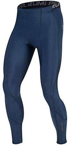 PEARL IZUMI Men's Pursuit Attack Long Pant Tight, Navy, Medium